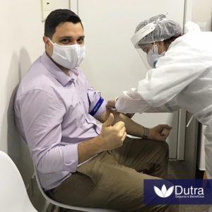 Teste contra Covid19 Dutra seguros