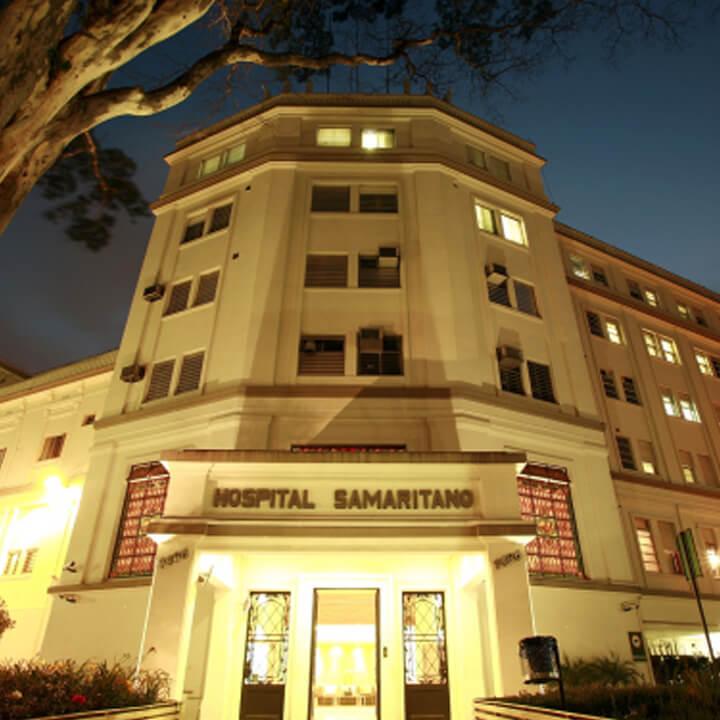 Planos de Saúde - Hospital Samaritano